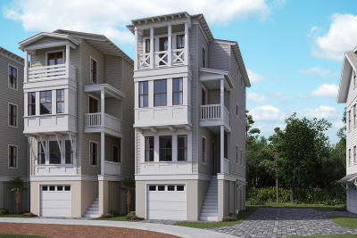 Mount Pleasant Single Family Home Contingent: 970 Key Colony Court