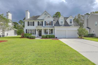Legend Oaks Plantation Single Family Home For Sale: 1407 Peninsula Pointe