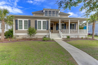 Johns Island Single Family Home For Sale: 3410 Acorn Drop Lane