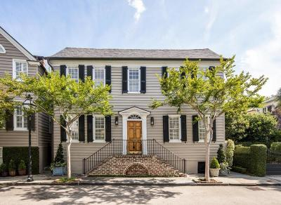 Charleston SC Single Family Home For Sale: $1,595,000