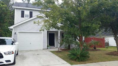 Moncks Corner Single Family Home Contingent: 199 Blackstone Drive