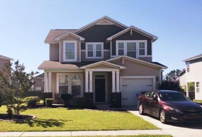 Moncks Corner Single Family Home For Sale: 222 Oglethorpe Circle
