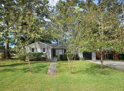 Charleston Single Family Home For Sale: 311 Millcreek Drive