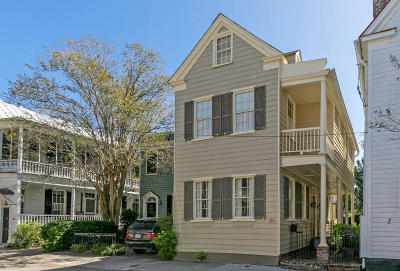 Charleston SC Single Family Home For Sale: $1,000,000