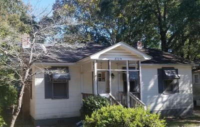 North Charleston Single Family Home For Sale: 2729 E Surrey Drive