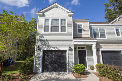 Charleston County Attached For Sale: 1678 St Johns Parrish Way