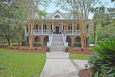 Mount Pleasant Single Family Home For Sale: 3834 Colonel Vanderhorst Cir