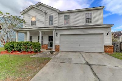 Wescott Plantation Single Family Home For Sale: 9635 S Carousel Circle