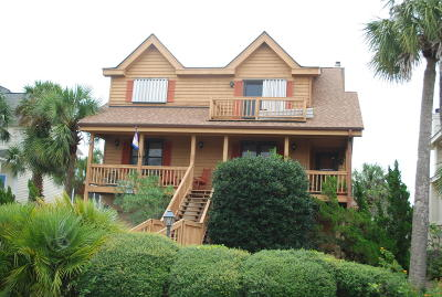 Isle Of Palms Single Family Home For Sale: 702 Carolina Boulevard
