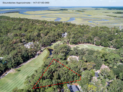Seabrook Island Residential Lots & Land For Sale