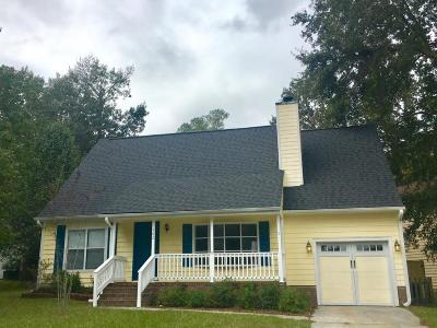 Goose Creek Single Family Home Contingent: 192 Bridgecreek Drive