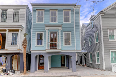 Mount Pleasant Single Family Home For Sale: 102 May Lane