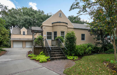 Mount Pleasant Single Family Home For Sale: 1414 Barbara Street