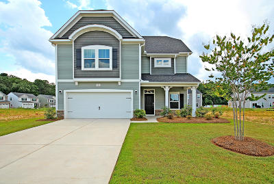 Moncks Corner Single Family Home For Sale: 528 Lateleaf Drive