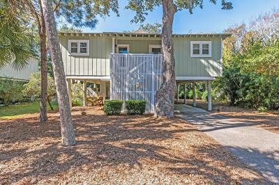 Isle Of Palms Single Family Home For Sale: 21 Sandpiper Court
