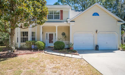 Mount Pleasant Single Family Home For Sale: 1320 Old Mill Lane
