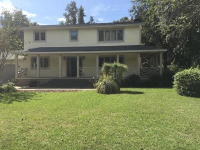 Charleston Single Family Home Contingent: 961 Kushiwah Creek Drive
