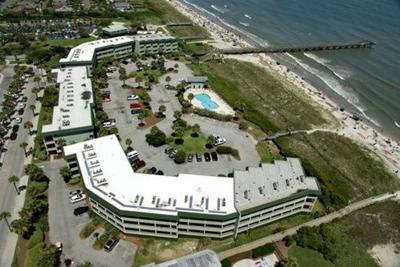Isle Of Palms Attached For Sale: 1300 Ocean Boulevard #208