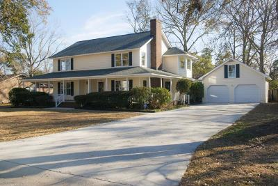 Single Family Home Contingent: 5909 Commonwealth Circle