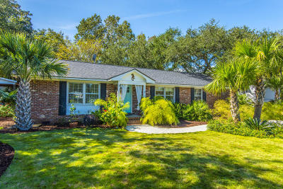 Mount Pleasant Single Family Home For Sale: 838 N Shem Drive