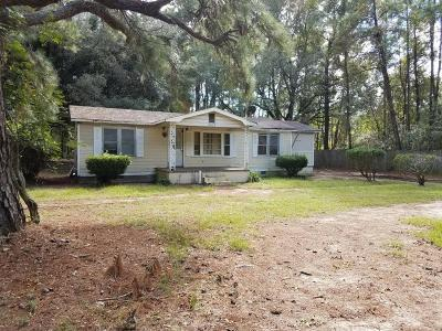 Johns Island SC Single Family Home Contingent: $64,900