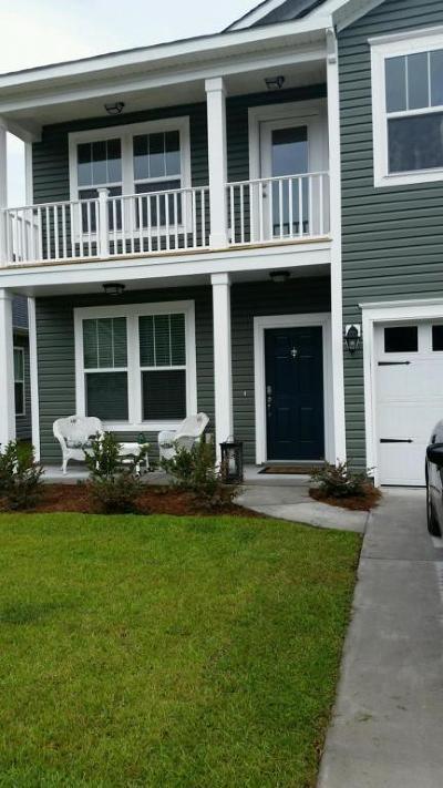 Johns Island Single Family Home For Sale: 3290 Hartwell Street