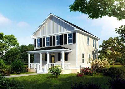 Single Family Home For Sale: 5216 E Dolphin Street