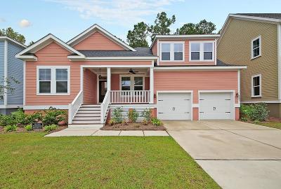 Johns Island Single Family Home For Sale: 2632 Colonel Harrison Drive