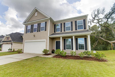 Goose Creek Single Family Home For Sale: 444 Delmont Drive