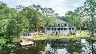 Johns Island Single Family Home For Sale: 2945 Edenvale Road