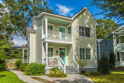 Mount Pleasant Single Family Home For Sale: 1133 Phillips Park Drive