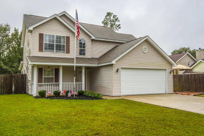 Goose Creek Single Family Home For Sale: 151 Wilton Street