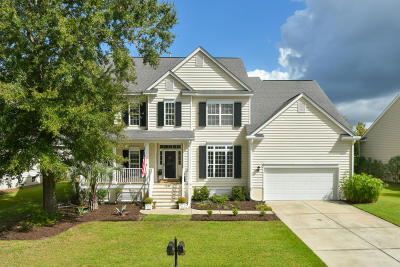 Mount Pleasant Single Family Home Contingent: 1549 Oakhurst Drive