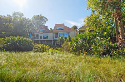 Seabrook Island, Seabrook Island Attached For Sale: 777 Spinnaker Beach House