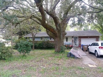 Single Family Home For Sale: 1323 Ft Lamar Road