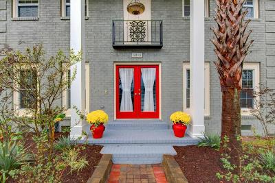Single Family Home For Sale: 5000 Pittman Street