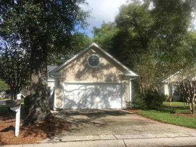 Elms Of Charleston Single Family Home For Sale: 9148 Delancey Circle