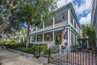 Charleston SC Single Family Home For Sale: $1,375,000