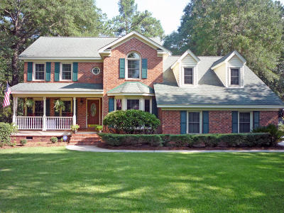 Walterboro Single Family Home For Sale: 302 Teakwood Drive