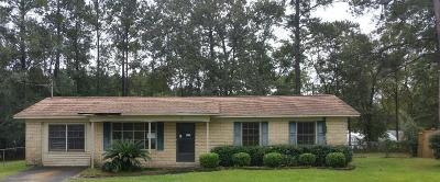 Summerville Single Family Home For Sale: 107 Robin Court