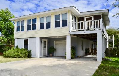 Isle Of Palms Single Family Home For Sale: 4 5th Avenue