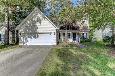 Mount Pleasant Single Family Home For Sale: 3306 Morningdale Drive