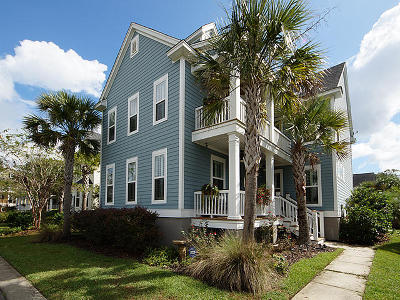 Charleston Single Family Home For Sale: 2407 Shiraz Lane