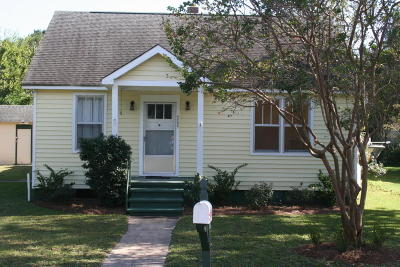 Sullivans Island SC Single Family Home For Sale: $825,000