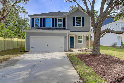 Moncks Corner Single Family Home For Sale: 538 Man O War Lane