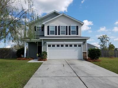Goose Creek Single Family Home Contingent: 604 Abingdon Lane