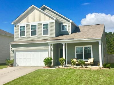 Goose Creek Single Family Home Contingent: 239 Old Carolina Drive
