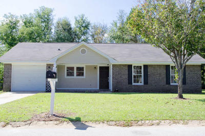 Goose Creek Single Family Home Contingent: 431 Surfside Drive
