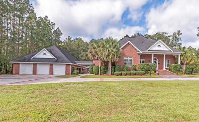 Summerville Single Family Home For Sale: 321 Partridge Creek Road