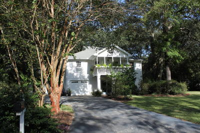Mount Pleasant Single Family Home For Sale: 716 Milldenhall Road